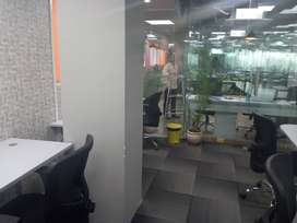 5-6 seater cabin| Co Work Space| Funda Space