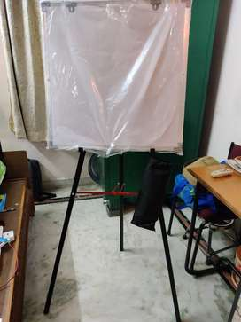 White Board (2 x 2) + 5ft Board Stand