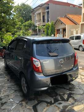 Toyota Agya MT 2013 (Plat H)