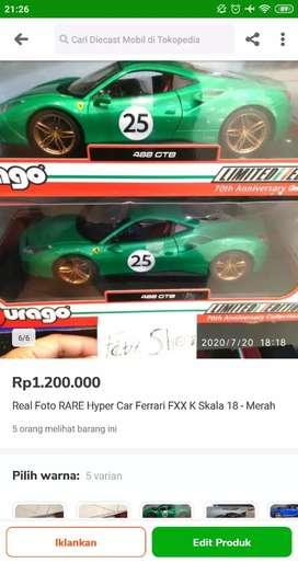 RARE Hyper Car FERRARI 488 GTB LIMITED EDITION 70th Anniversary