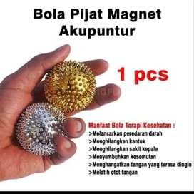 Bola Magnet Terapi Tangan Akupuntur