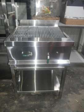 Burger Grill ( pizza Oven )