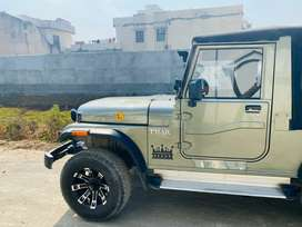mahindra thar 4/4 2014 registered