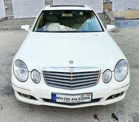 Mercedes-Benz E-Class 2008 Diesel 125000 Km Driven