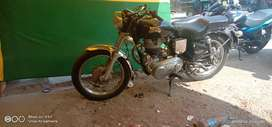 Old model newly modified bullet with good real condition