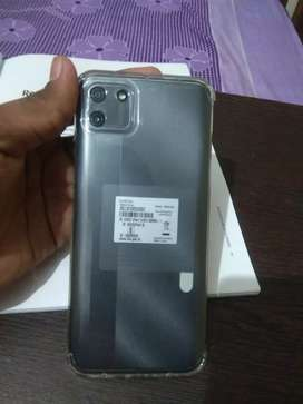 Realme c11 new phone 3days only to buy I am having an bill