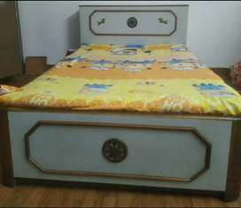 Double bed and king size bed both with Double box