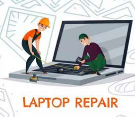 Laptop and computer Repair and Windows installation services