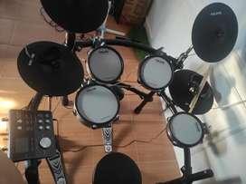 Jual BU Drum Set Mewah Nux DM7x
