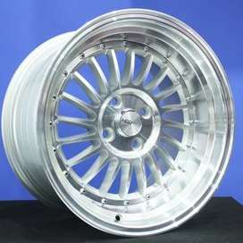 Pelek SC-01 1120 HSR Ring.16 Lebar.8-9 PCD.4X100 ET.30-25