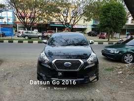 Datsun go panca 2016 (tipe tertinggi)