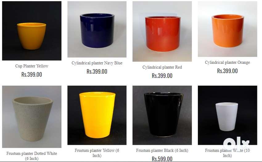 Ceramic Pots (Export material and design) 0