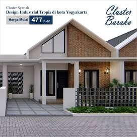 Cluster Baraka perumahan banguntapan