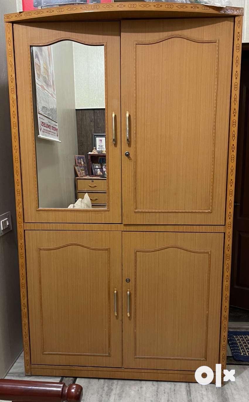 Wooden almirah for sale