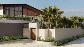 Villa Modern Tropical at Canggu