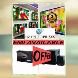 """Fresh Offers~42"""" Smart Android Led TV's Big Offer Sales"""