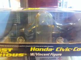 Honda civic coupe ff revell