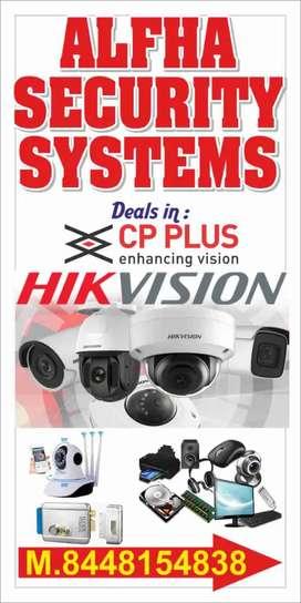 Deals in cctv installation available in delhi