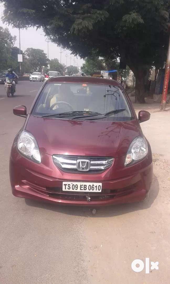 Honda Amaze petrol car 0