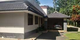 Well maintained 0.50 acre land with house for sale