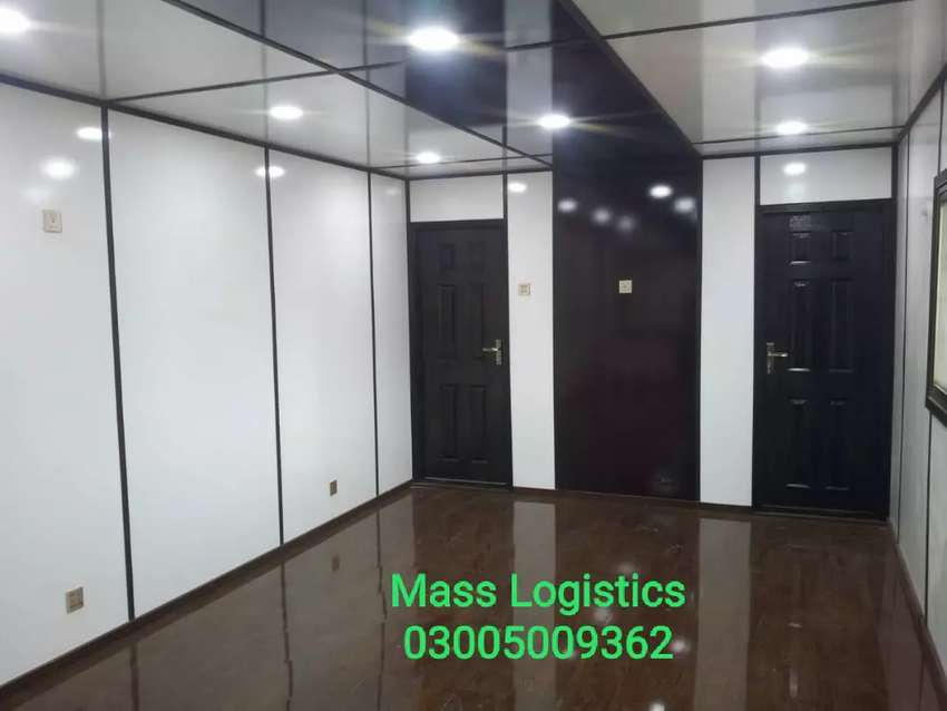 Office containers in Pakistan/porta cabin for sale in Lahore 0