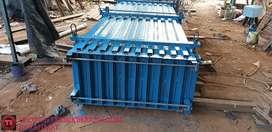 Cetakan pagar panel beton termurah g10