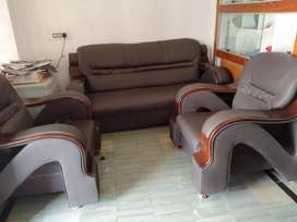 Sofa set including chairs
