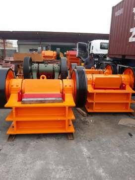 Mesin pemecah batu atau crusher NEW murah dan berkualitas