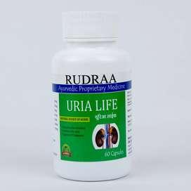 गुर्दे के लिए Uria life लाभदायक