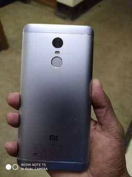 Mi note 4..well condition not a single scratch..