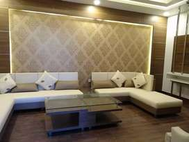 Super luxury fully furnished flat in budget