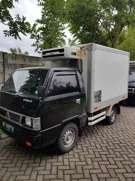 Mitsubishi L300 2018 Box Freezer Thermoking