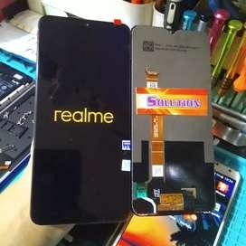 Lcd Touchscreen Realme 3 Pro + Pasang