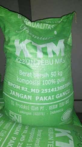 Gula pasir merk KTM
