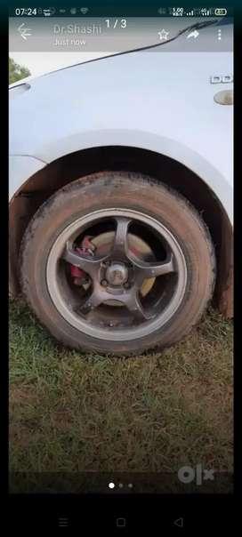 Alloy wheels for swift Vdi