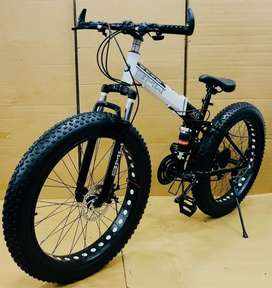 Fat Foldable cycle
