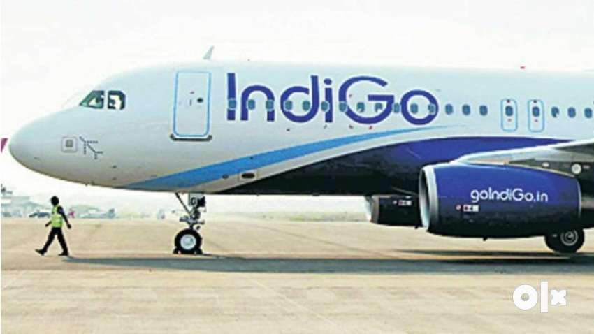 Urgent hiring In Indigo airlines for full time job on roll vacancy  Re 0