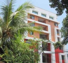 2 BHK Semi-Furnished Apartment at Thampanoor