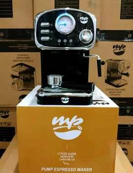 Mesin membuat kopi espresso mesin kopi kekinian