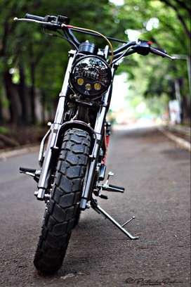 Dijual Yamaha Scorpio thn 2005