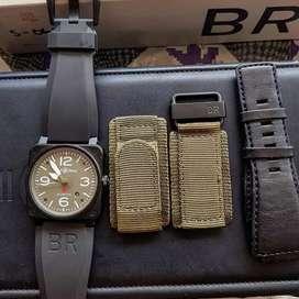 Jam tangan Bell Ross GI JOE Edition