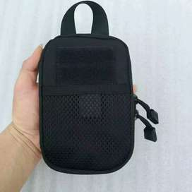 Pouch Tas Pinggang Molle System Aksessoris Gadget Import