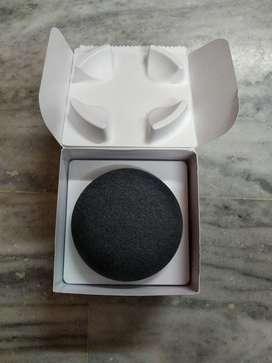 Google Home Mini (Smart Speaker)