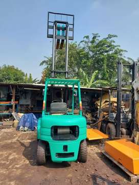 Forklift mitsubishi 3 ton manual th 2004