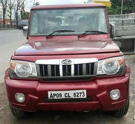 Mahindra Bolero ZLX BS IV, 2012, Diesel