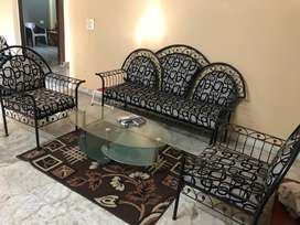Sofa Set | Royal decor | Rot Iron