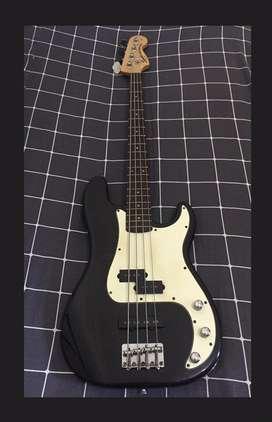 Squier PJ bass standard series