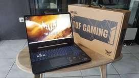 Laptop Gaming Asus Tuf FX505DT AMD Ryzen 5 Dual VGA Nvidia GTX 1650