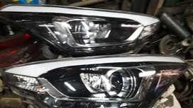 Original Hyundai i20 Top Model Headlight Pair