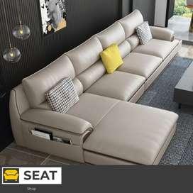 sofa minimalis ruang tamu [L15]